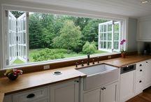 Kitchen design / by Chelan Hunt