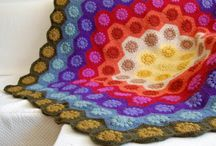 Knit and Crochet Blankets and Afghans / by Melayla O