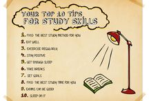Study Tips / by Emory & Henry College
