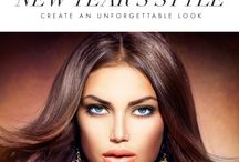 New Year's Eve Tips / 4 Quick Tips to create an unforgettable New Year look. / by Perfumania