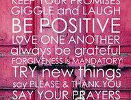 Favorite sayings / by Wanda Chadwick Furlong