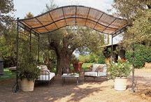 Gardens, Gardening, Patios, and Pools / by Teresa