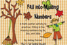 Second Grade: Math / by Renee Ponce-Nealon
