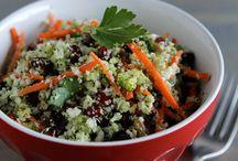 Salads Yum / by Brenda Score | a farmgirls dabbles