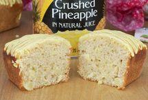 A Pineapple Recipe / by Patti Craven