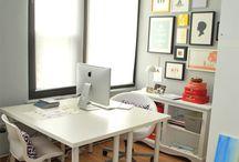 Office Ideas / by Danielle AFOMFT Blog