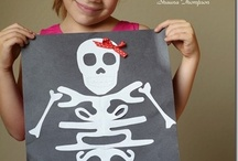 Halloween craft / by Kimberly Carpenter