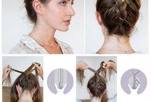 Pretty hair  / by Celia Fabiola Morales Villarroel