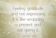 Thankful / Gratitude is always in style / by Expressionery
