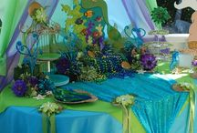 Birthday party ideas / Masquerade sweet 16 and beachy 18 / by Elissa Hopkins