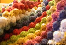 Knitting and Crocheting Projects / by Kelly Yuen