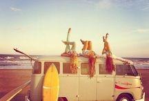 Summer / by Phoebe Ronderos