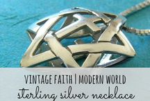 Vintage Faith | Modern World / by Kelsi Rea