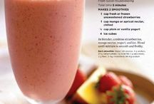 Smoothies to try  / by Christina Banks
