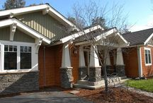 Ranch to Craftsman / by Rebecca Nickols