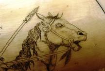 Scrimshaw / My hobby / by Rocky Harrell