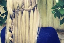 clothes and hair doos / by Brittany Duff