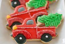 Christmas Cookies / Christmas Cookies / by Alicia Leiviska