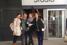 Dancers on Tour / Photos of the dancers out and about in London, England! / by The National Ballet of Canada
