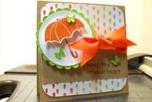Ah-mazing Cards! / Handmade Greeting cards / by Bree Tetz