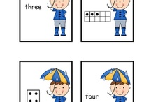 Counting and Number Recognition / by Paige Nish