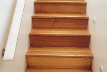 stair storage / by Patti Sizemore