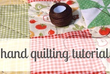 Quilting / by Lisa Orth