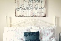 Master bedroom / by Sara Simpson