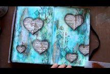 ART JOURNALING / by PJ Taylor