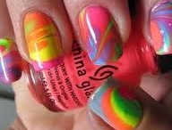 Nails, Hair and Beauty / by Ivy Yapparcon