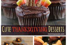 Thanksgiving ideas / by Mareichia Southard