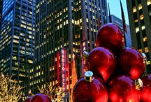 christmas in New york / by Melissa Campbell