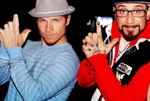 Backstreet Boys <3 / by Katrina Gimbel