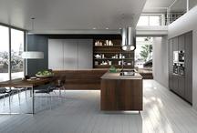 Kitchen / Virtuvė / by HOME INTERIOR DESIGN IDEAS magazine