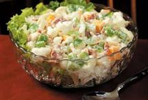 Yummy Salad / by ƐƖєηι