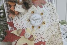 Autumn Handmade Cards / by Sarah Ratliff