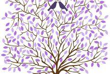 tree art 2 / by ulya tanrıverdi