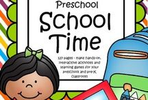 My 1st Year in Pre-K / by Tara Griffin