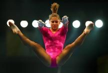 Gymnastics  / by Alyssa Poore