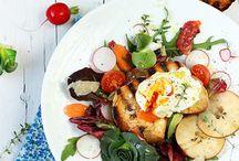 Food - Salads / by Kim Humbard