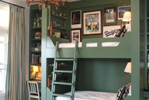 grandchildrens rooms / by Cathy Fischer