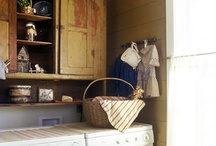Laundry Room / by Debbie @ Confessions of a Plate Addict