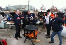 Tailgate Pros / Do you think you have the perfect recipe for a successful Tailgate? Find all of the best dishes, tailgate ideas, and inspiration right here. / by Chicago Sports Cave