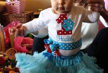 1st Birthday! / by Brooke Green