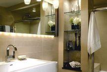 Bathroom ideas / by Nancy May