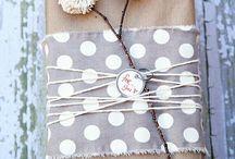 Gift wrapping! / by Johanna Reinhammar