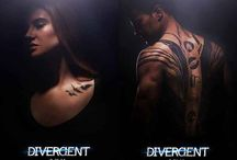 """Divergent / """"The test didnt work on me, they call it Divergent."""" / by νєяσиι¢α"""