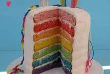 Party Time (Rainbow/ Candy Party) / by Allison Lewis