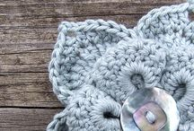 Crochet projects / by Samantha Studebaker