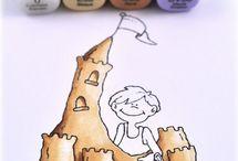 Dibujos infantiles / by Ana Iglesias